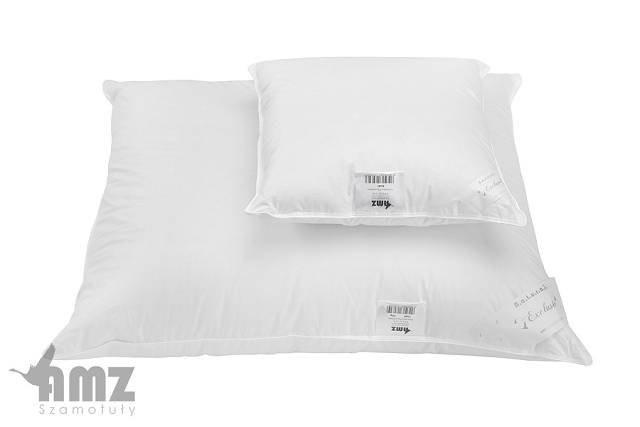 AMZ poduszka DREAM puch 90% Exclusive - trzykomorowa